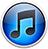 Icon representing iTunes